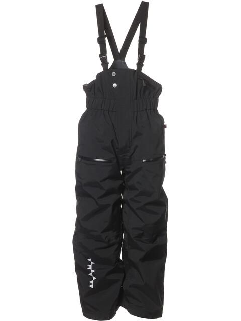 Isbjörn Powder - Pantalones de Trekking Niños - negro